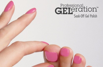 Jessica GELeration Soak Off Gel Polish